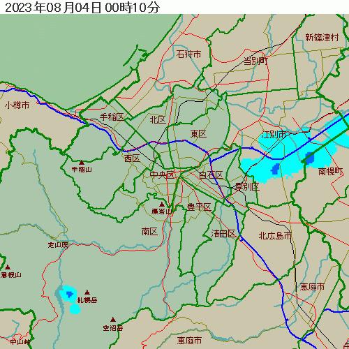 区 札幌 天気 北 札幌 市